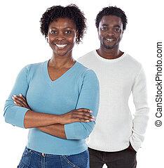 afrikanische amerikanische paare