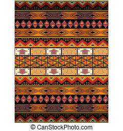 afrikansk, design