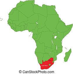 afrikas, süden