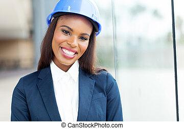 afro- amerikan, arkitekt