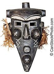 afrykanin, maska