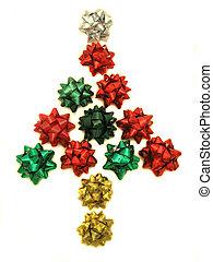 aftakkingen, kerstmis