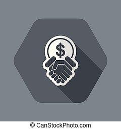 aftalen, finansielle