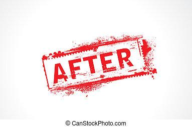 After Grunge Text