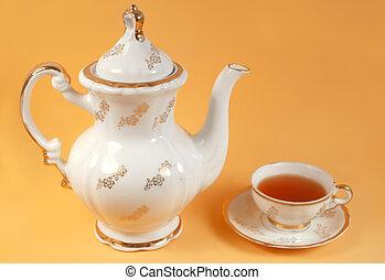 tea time - afternoon tea time