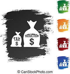 aftrek, belasting