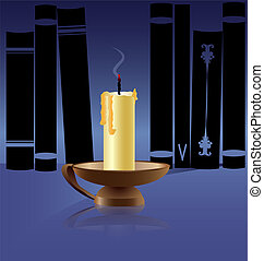 extinct candle