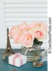 agancsrózsák, helyett, valentines nap