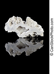 Agathe geode slice