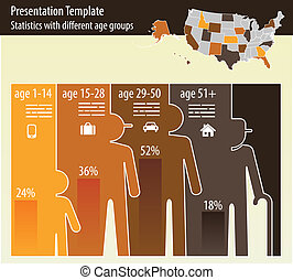 age division presentation template - Presentation for...