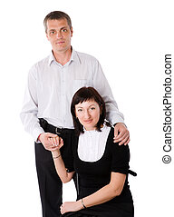 age moyen, couple