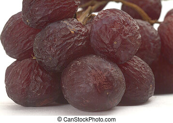 Aged grapes