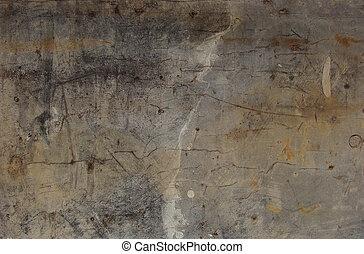 aged grunge worn beige gray wall background