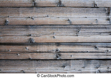 aged panel wood background - grungy brown aged panel natural...