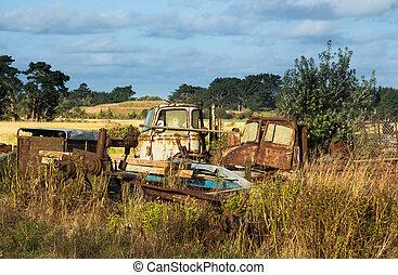 Aged Trucks