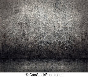 Aged wall interior texture