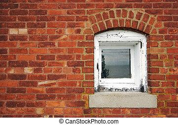 Aged Wall & Window