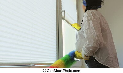 Agency House Cleaning Cleaning Housekeeper Woman