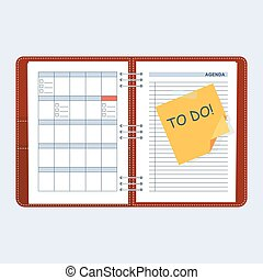 agenda to do
