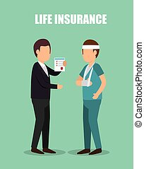 agent insurance healthy design