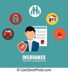 agent insurance set protection design