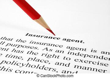 agente de seguros
