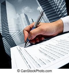 agente immobiliare, lavoro