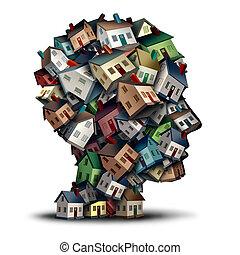 agente propriedade imobiliária