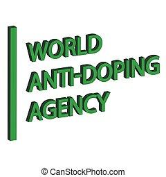 agentur, -, anti, doping, welt, wada
