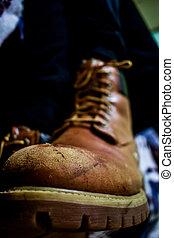 Aggressive Boot