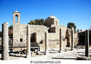 Agia Kyriaki Church, Paphos, Cyprus
