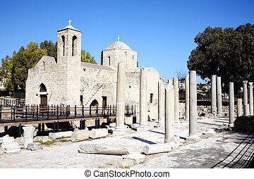 Agia Kyriaki Church Paphos, Cyprus