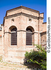 Agia Sofia church, Thessaloniki, Macedonia, Greece