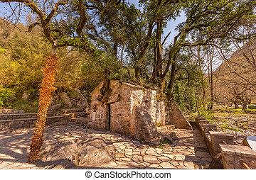 Agia Theodora church in Peloponnese, Greece - Agia Theodora ...