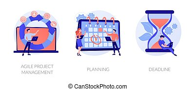 Agile estimating and planning vector concept metaphors -...
