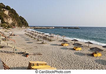 Agios Ioannis village in Greece - Agios Ioannis village and ...