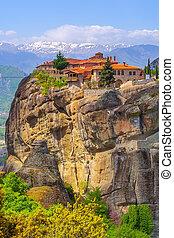 Agios Stefanos Monastery, Meteora, Greece - Meteora, Greece ...