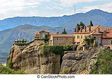 Agios Stephanos Monastery at Meteora in Greece