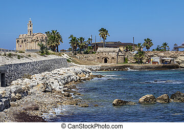 Agios Thyrsos Church - Karpasia - Turkish Cyprus - The Agios...