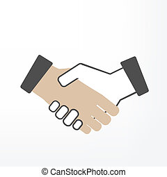 agitação mão