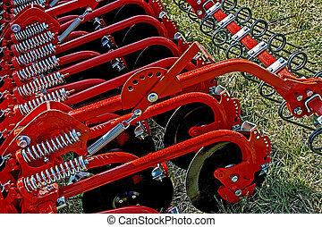 agrícola, equipment., detalles, 28