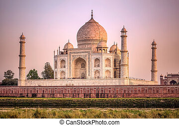 agra, fort rouge