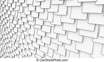 agrafe, bureau, poste, travail, seamless, il, sketchy, 4k, rappel, concepts., wall., autocollants, ou, boucle, chariot