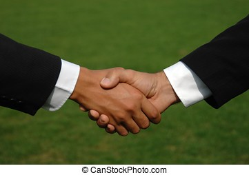 Agreement between two business man