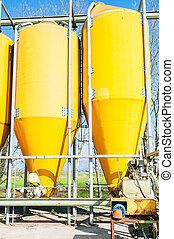 agricole, silos, storage.