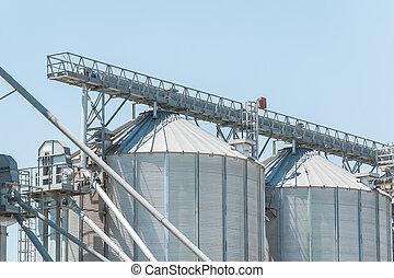 agricole, tanks réservoirs