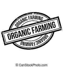 agricoltura biologica, bollo gomma