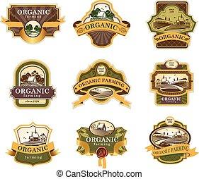agricoltura biologica, lables