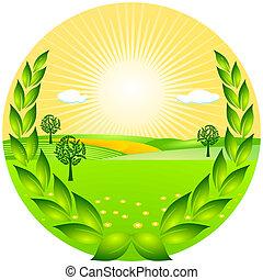 agricultura, distinção