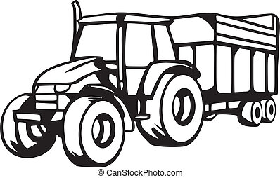 agricultura, veículos